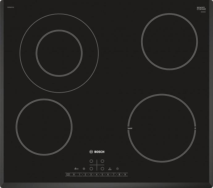 Bosch PKF651FP1E Keramische kookplaat