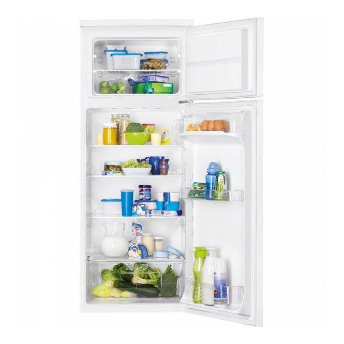 Zanussi ZRT23100WA Vrijstaande koelkast
