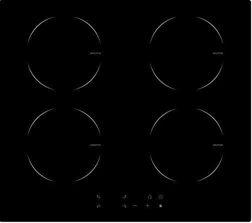 hananto HIKI6001 Inductie kookplaat