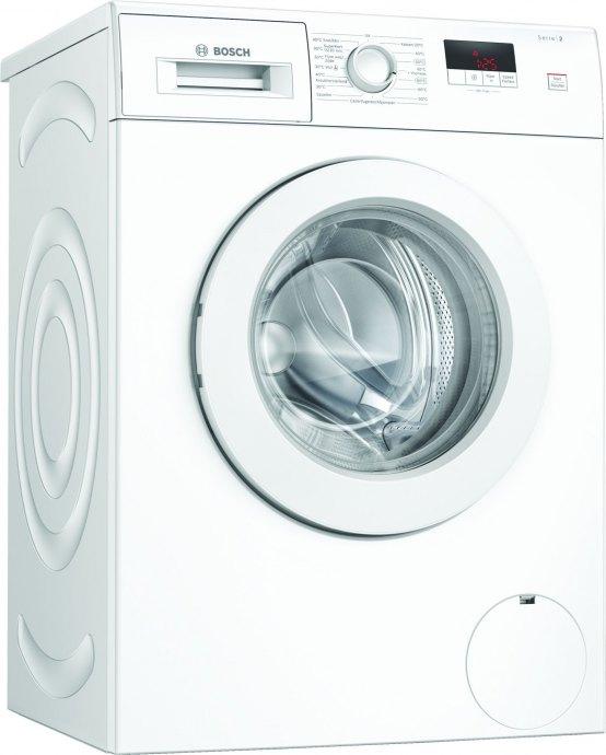 Bosch WAJ28070NL Vrijstaande wasmachines