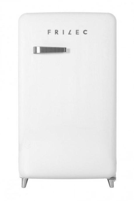 Exquisit BERLIN1689A++WH Vrijstaande koelkast