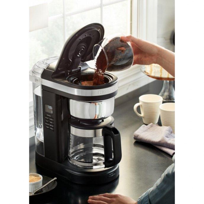 KitchenAid - 5KCM1209EOB Koffiezetter vrijstaand