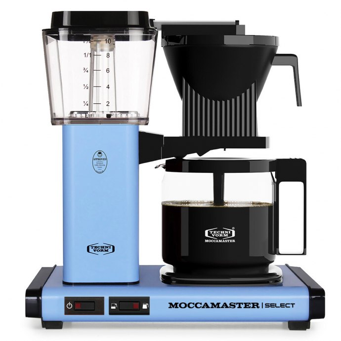 Moccamaster 53975 Koffiezetter vrijstaand