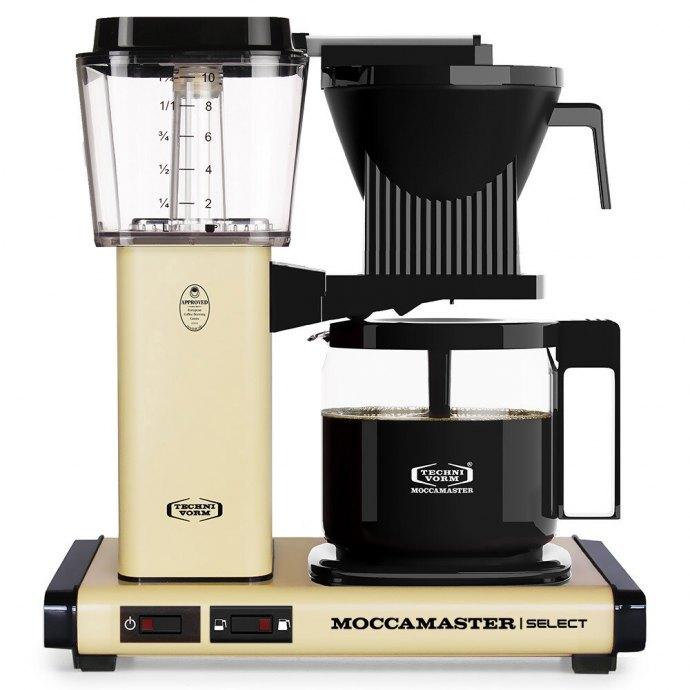 Moccamaster 53977 Koffiezetter vrijstaand