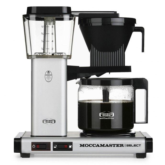 Moccamaster 53982 Koffiezetter vrijstaand