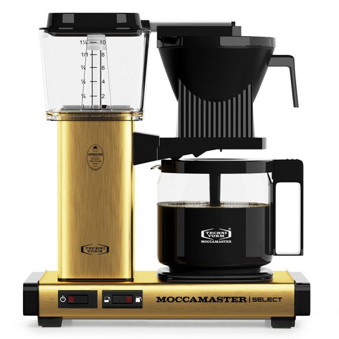 Moccamaster 53972 Koffiezetter vrijstaand