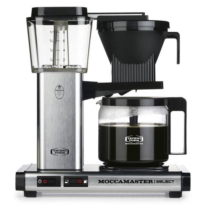 Moccamaster 53979 Koffiezetter vrijstaand