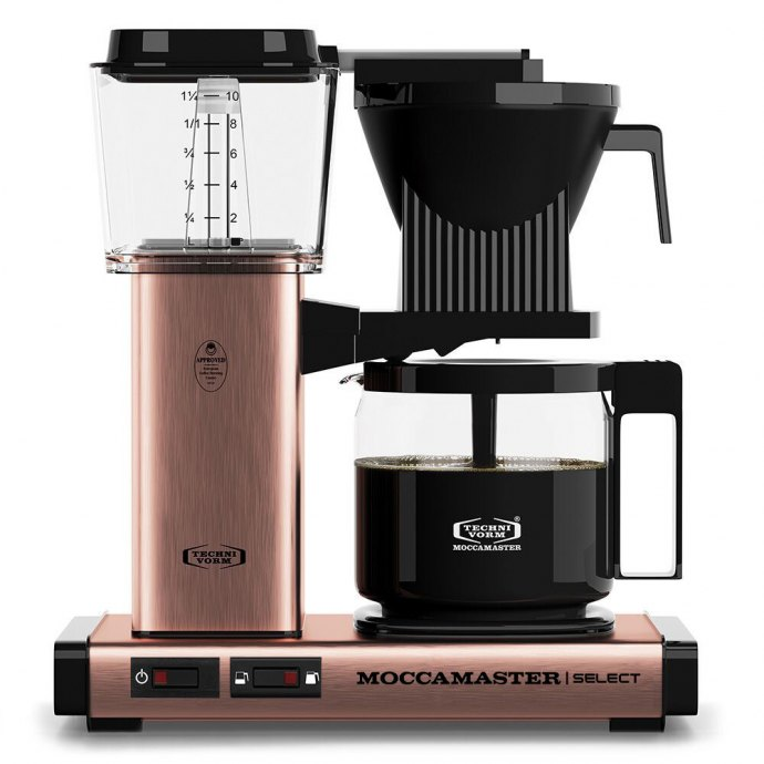 Moccamaster 53971 Koffiezetter vrijstaand