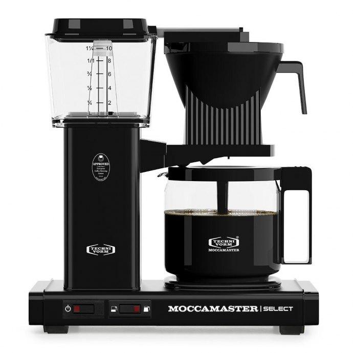 Moccamaster 53987 Koffiezetter vrijstaand