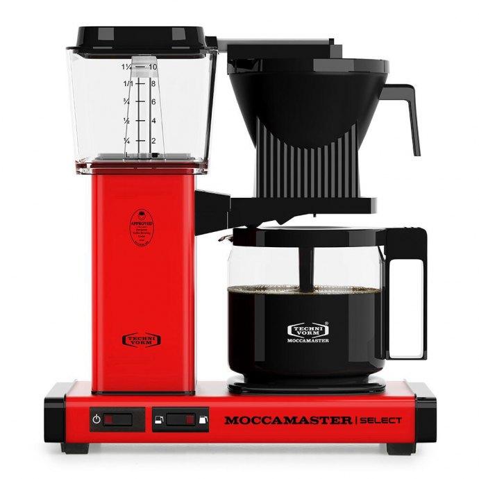 Moccamaster 53988 Koffiezetter vrijstaand