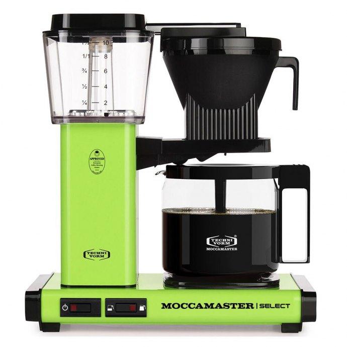 Moccamaster 53985 Koffiezetter vrijstaand