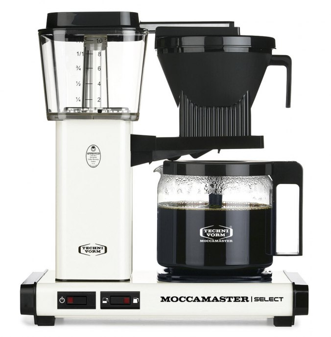 Moccamaster 53974 Koffiezetter vrijstaand