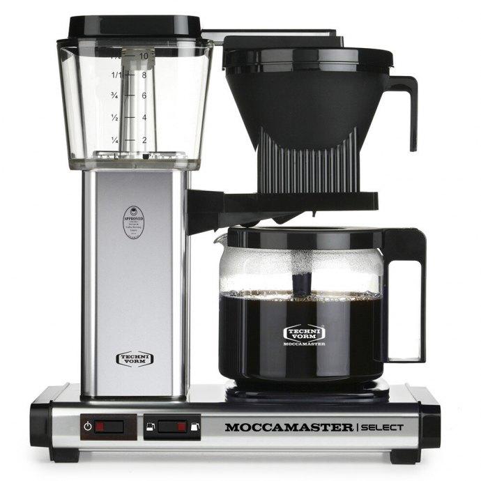 Moccamaster 53970 Koffiezetter vrijstaand