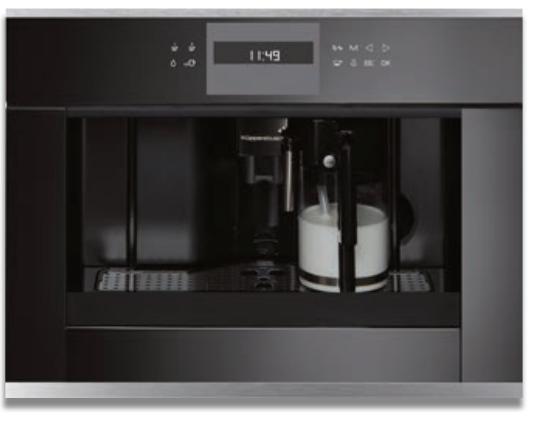 Kuppersbusch CKV65500S Inbouw koffieautomaat