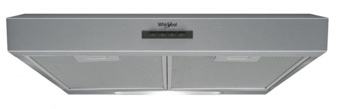 Whirlpool WSLK662ASX Onderbouw afzuigkap