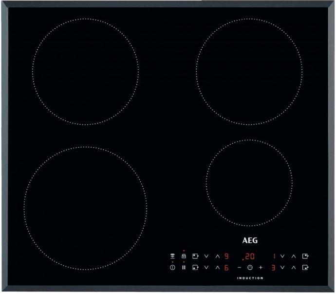 AEG IKB6430SFB Inductie kookplaat