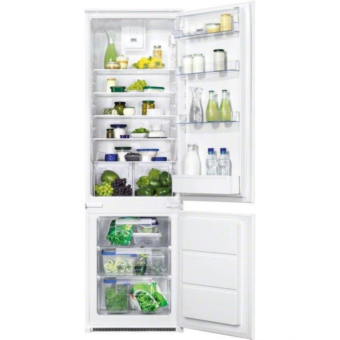 Zanussi ZBB28465SA Inbouw koelkasten vanaf 178 cm