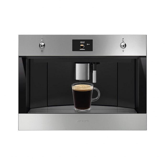 Smeg CMS4303X Inbouw koffieautomaat
