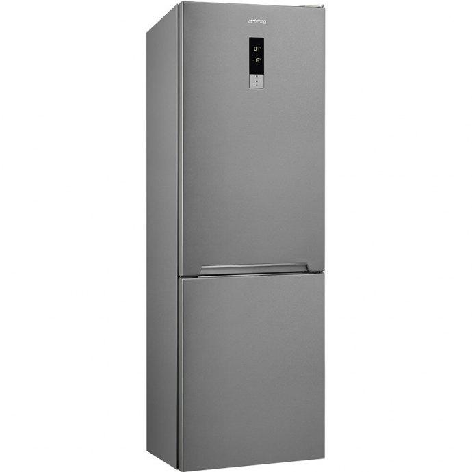 Smeg FC202PXNE Vrijstaande koelkast