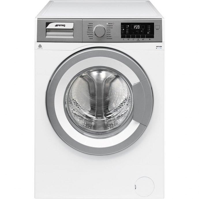Smeg WHT814EIN Vrijstaande wasmachines
