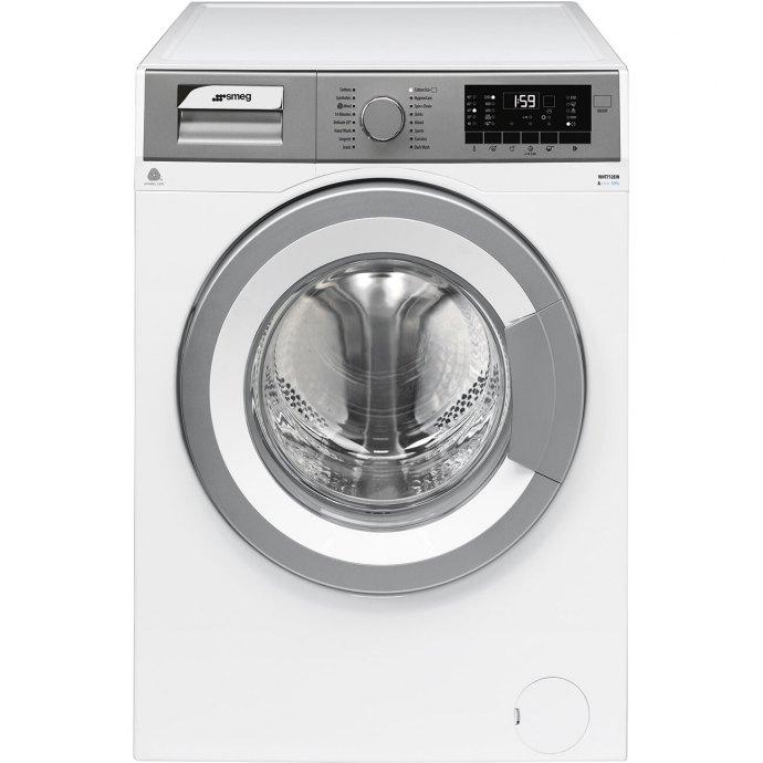 Smeg WHT712EIN Vrijstaande wasmachines
