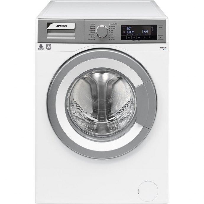 Smeg WHT914LSIN Vrijstaande wasmachines