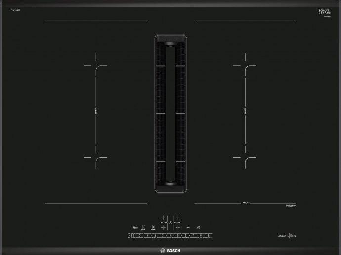 Bosch PVQ795F25E Kookplaat met afzuiging