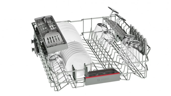 Bosch - SBA46JX09N Volledig geintegreerde vaatwasser