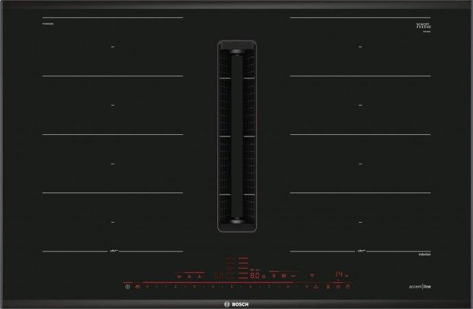 Bosch PXX895D66E Kookplaat met afzuiging