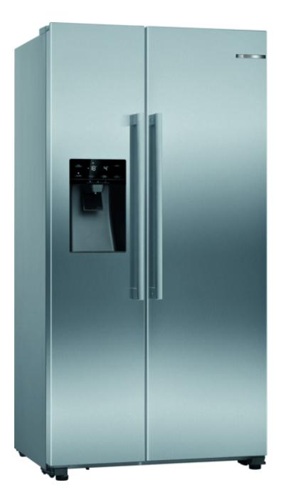 Bosch KAD93AIEP Side By Side koelkast