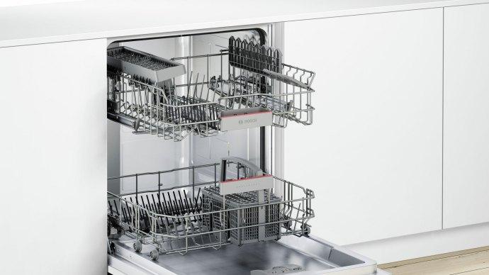 Bosch - SMV46JX04N Volledig geintegreerde vaatwasser