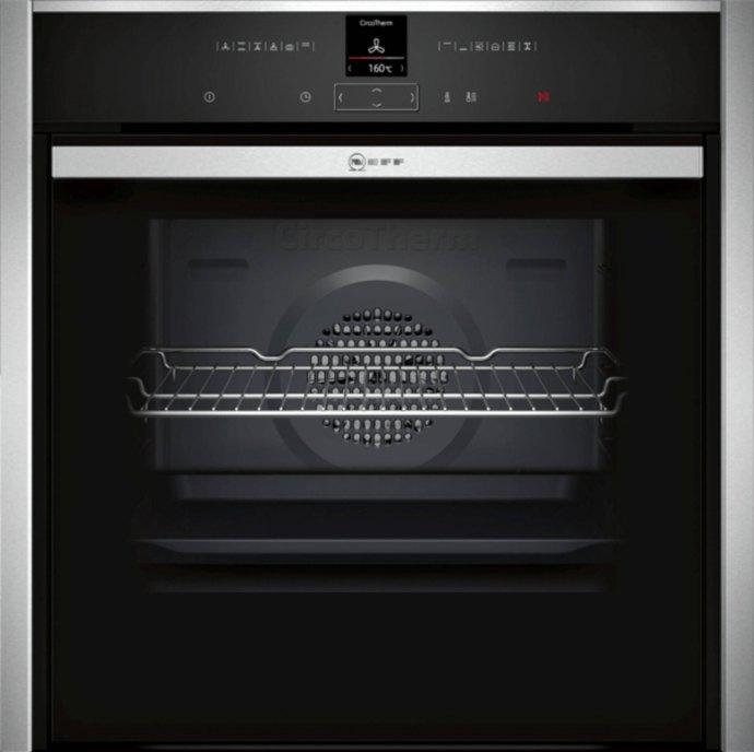Neff B47CR32N0 Solo oven