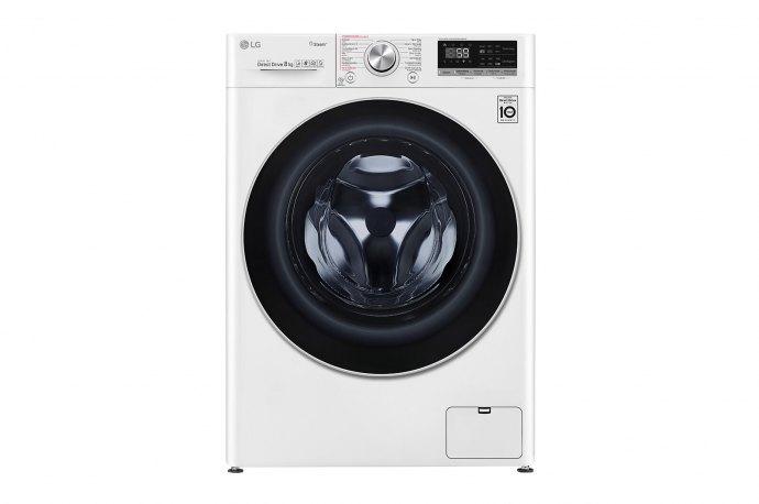 LG F4WV708P1 Vrijstaande wasmachines