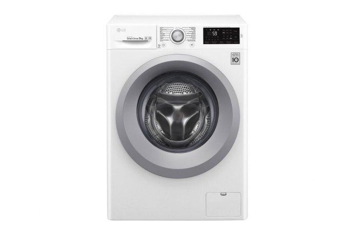 LG F4J5VN4W Vrijstaande wasmachines
