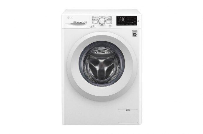 LG F4J5TN3W Vrijstaande wasmachines