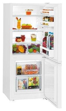 Liebherr CU233121 Vrijstaande dubbeldeurs koelkast