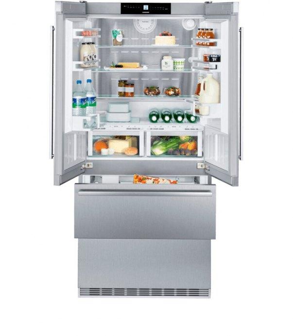 Liebherr CBNES625625 Side By Side koelkast
