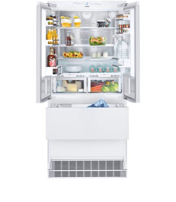Liebherr ECBN625623 Side By Side koelkast
