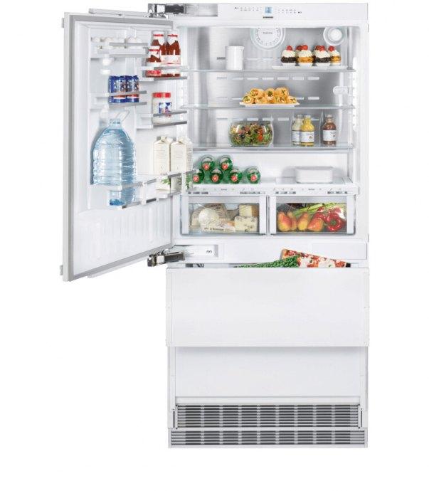Liebherr ECBN615623617 Side By Side koelkast