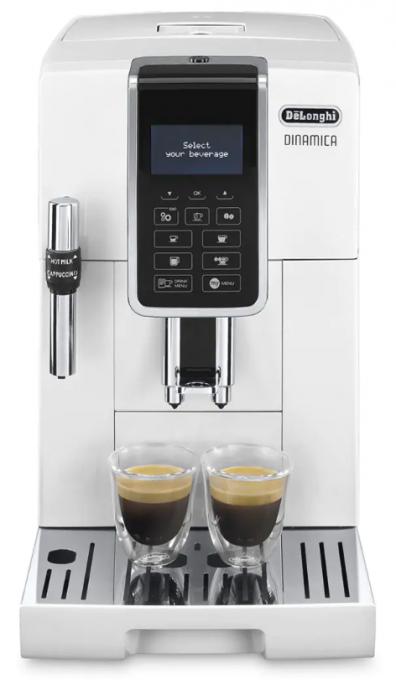 DeLonghi ECAM35035W Koffiezetter vrijstaand
