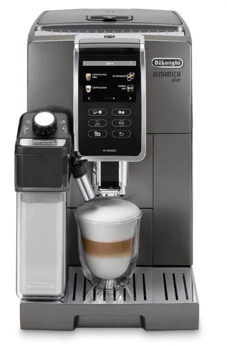 DeLonghi ECAM37095T Koffiezetter vrijstaand