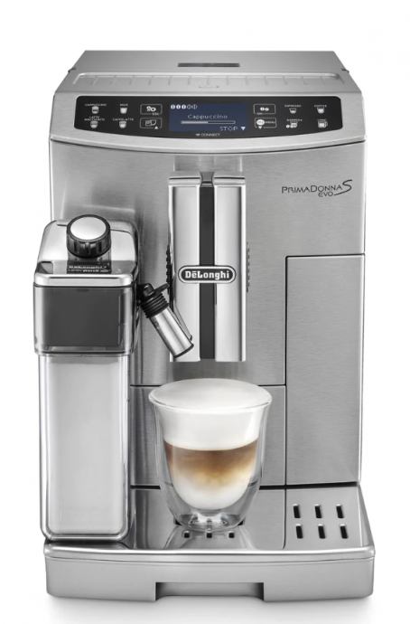 DeLonghi ECAM51055M Koffiezetter vrijstaand