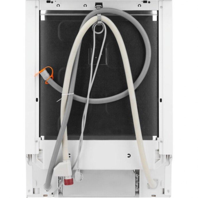 Zanussi - ZDSN653X1 Half geintegreerde vaatwasser