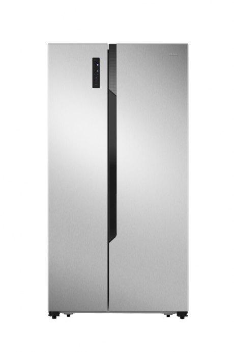 ETNA AKV1178RVS Side By Side koelkast