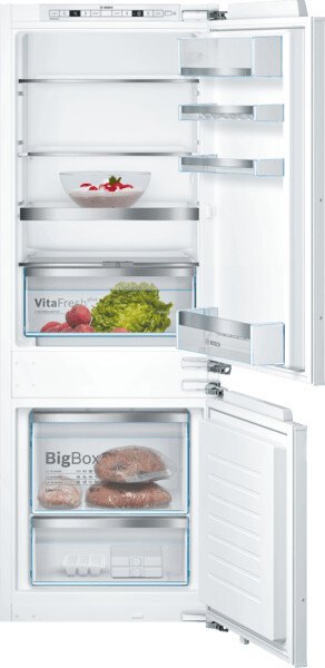 Bosch KIS77AFE0 Inbouw koelkasten rond 158 cm