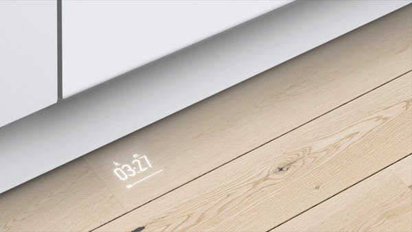 Bosch - SBV4HB800E Volledig geintegreerde vaatwasser