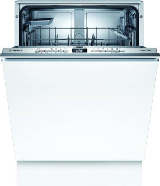 Bosch SBV4HB800E Volledig geintegreerde vaatwasser