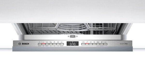 Bosch - SBV4HU800E Volledig geintegreerde vaatwasser