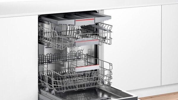 Bosch - SMV4ECX14N Volledig geintegreerde vaatwasser