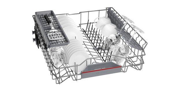 Bosch - SMV4HAX48N Volledig geintegreerde vaatwasser